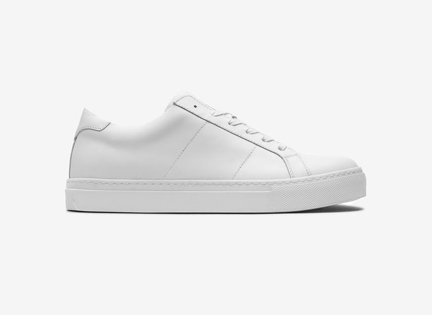 Greats The Royale White Sneaker
