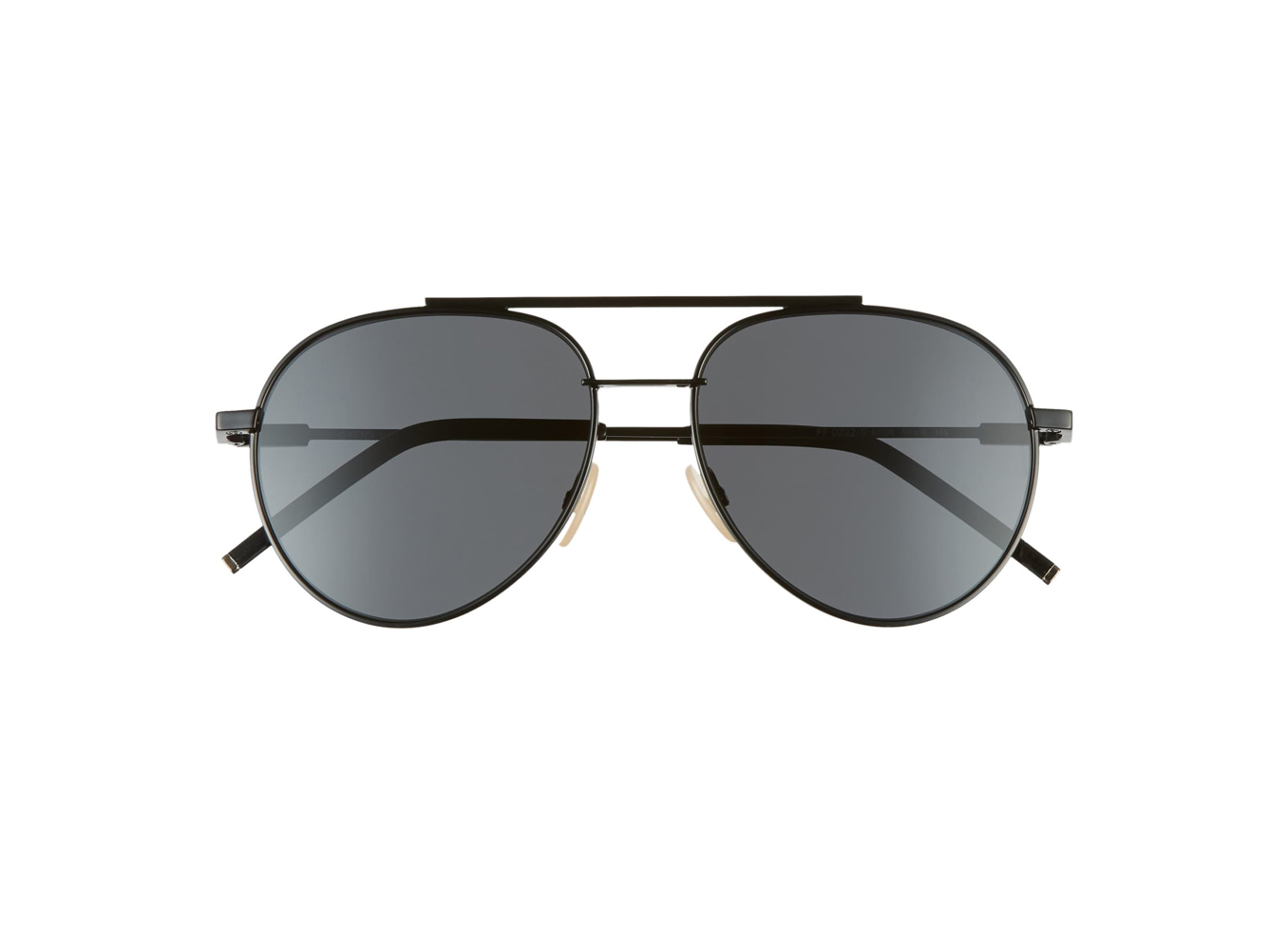Fendi 56mm Aviator Sunglasses