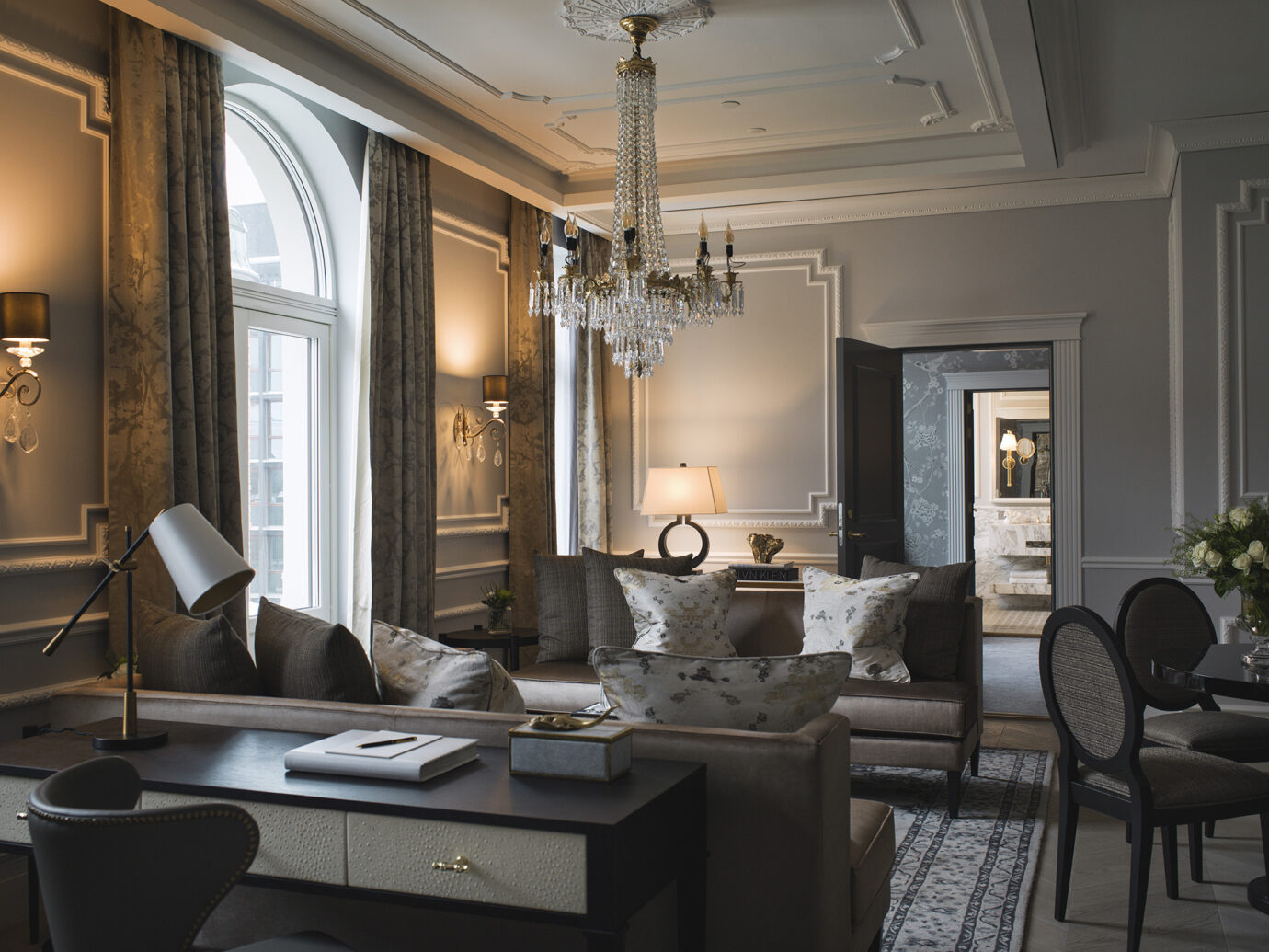 Signature Suite at Britannia in Norway