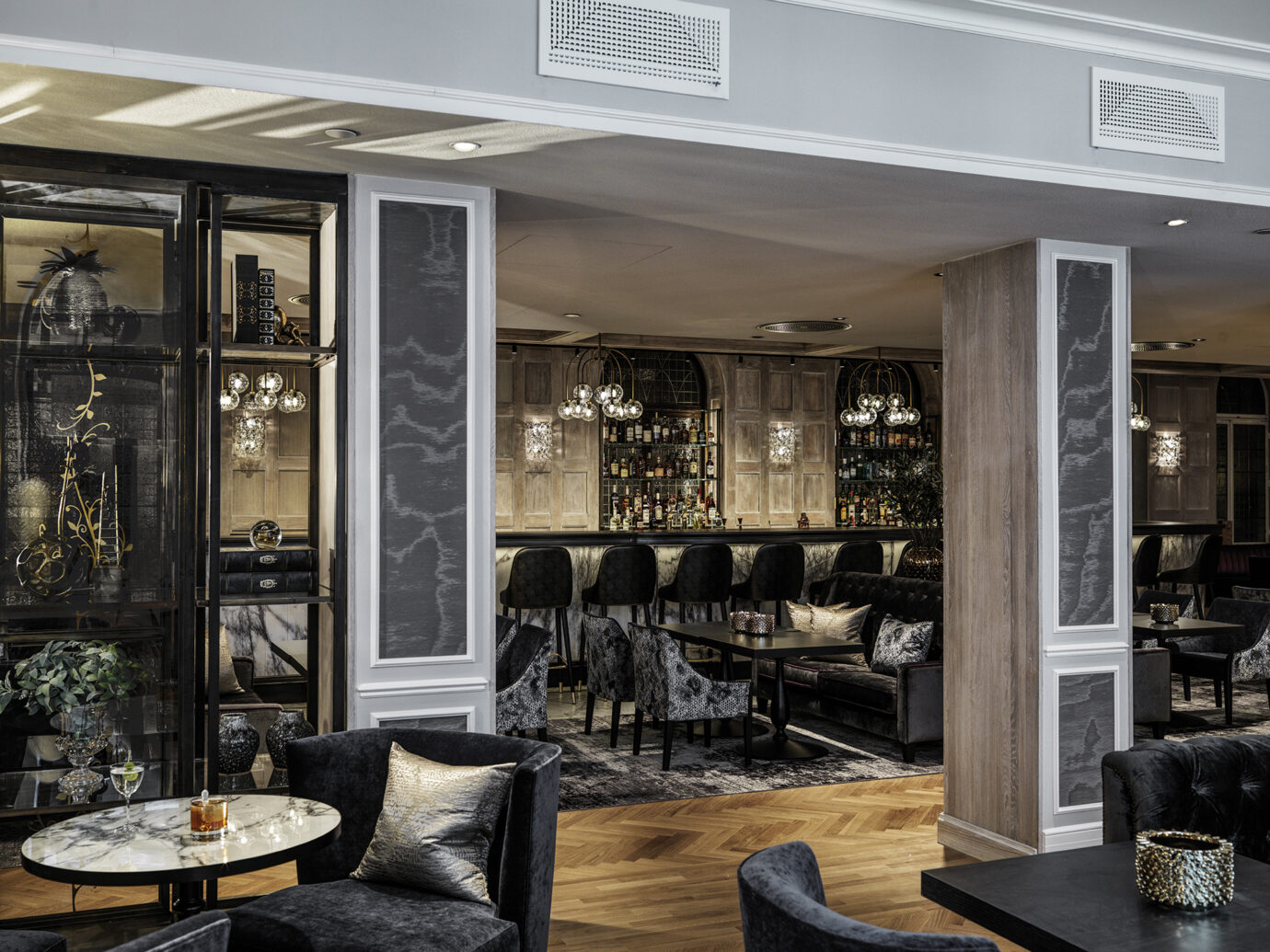 Bar at Britannia Hotel