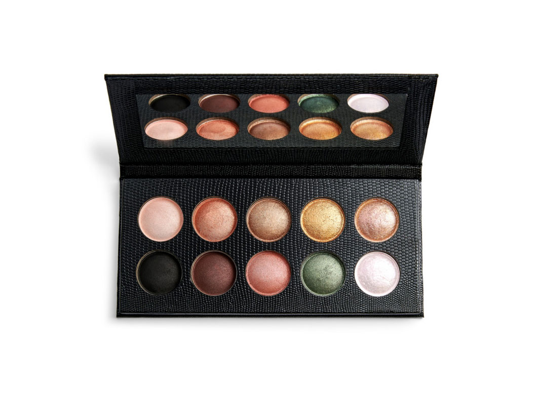 Revolution Pro Earth and Stone Colour Focus Shadow Palette