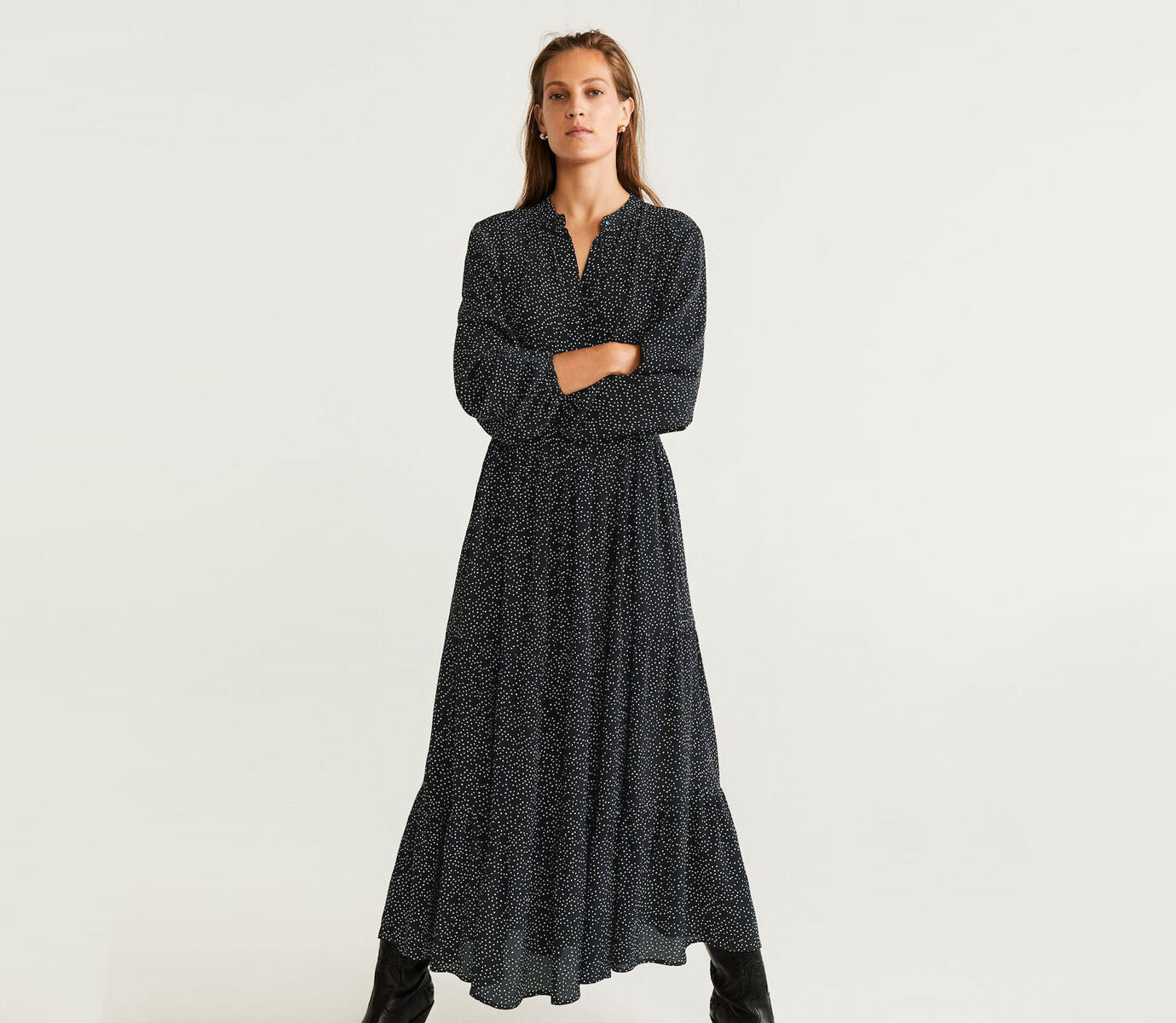 Long-sleeved Summer Dresses