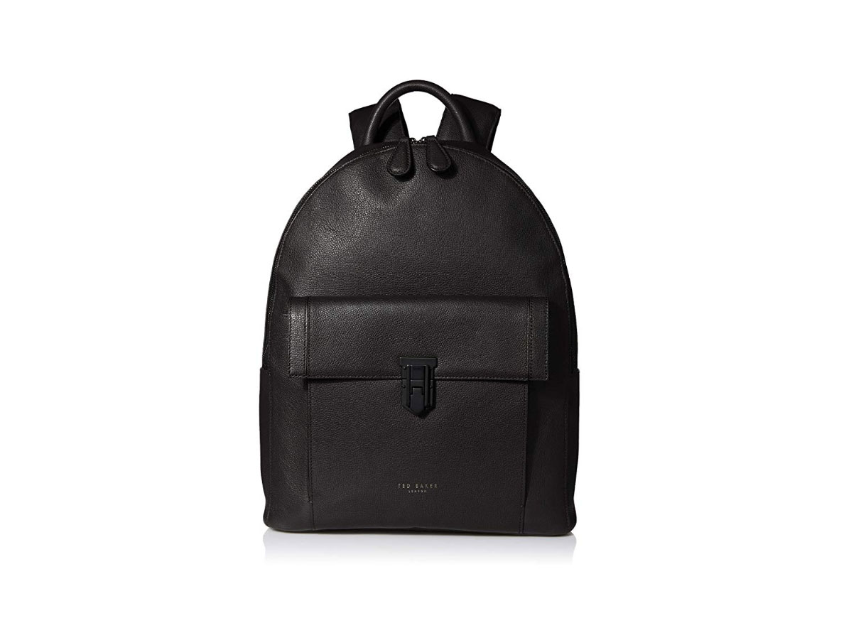Ted Baker Eastmo Leather Backpack