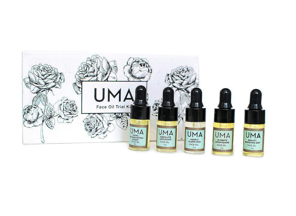 UMA Face Oil Trial Kit