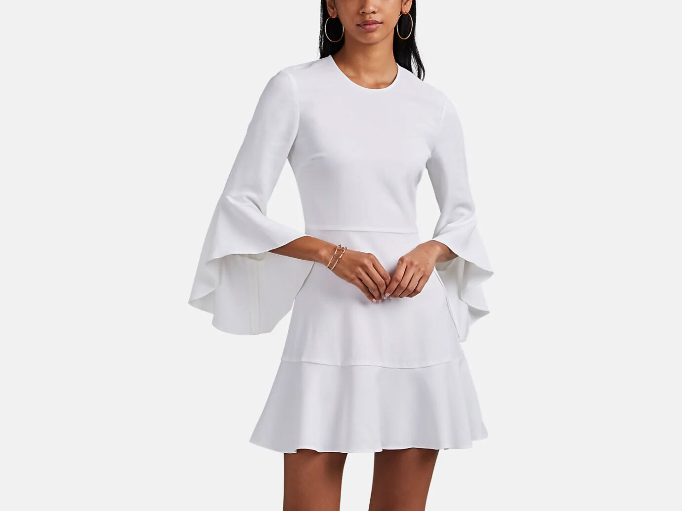 A.L.C. Cassidy Crepe Dress