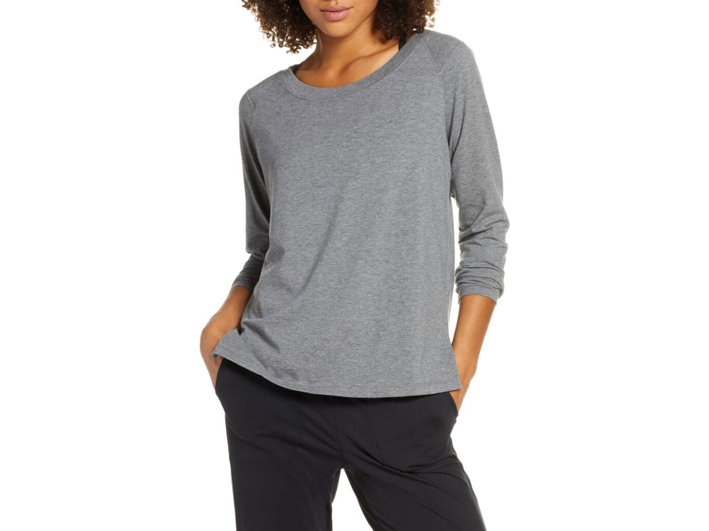 Zella Karly Long Sleeve Tee