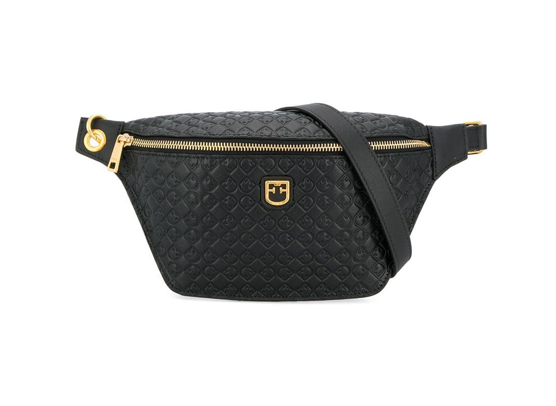 Furla Embossed Logo Belt Bag