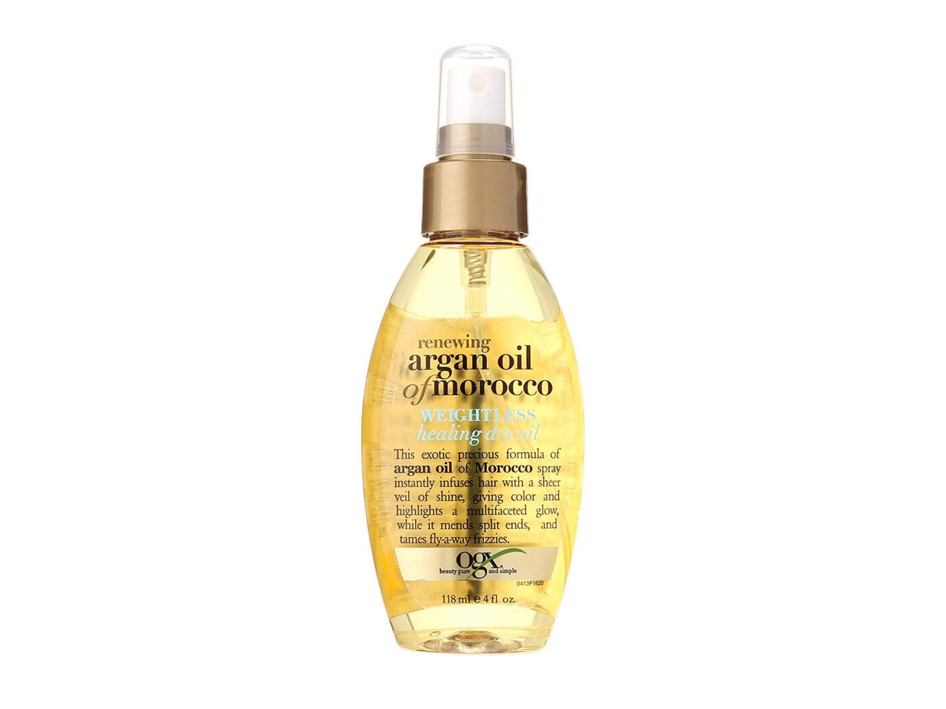 OGX Argan Oil Weightless Healing Dry Oil