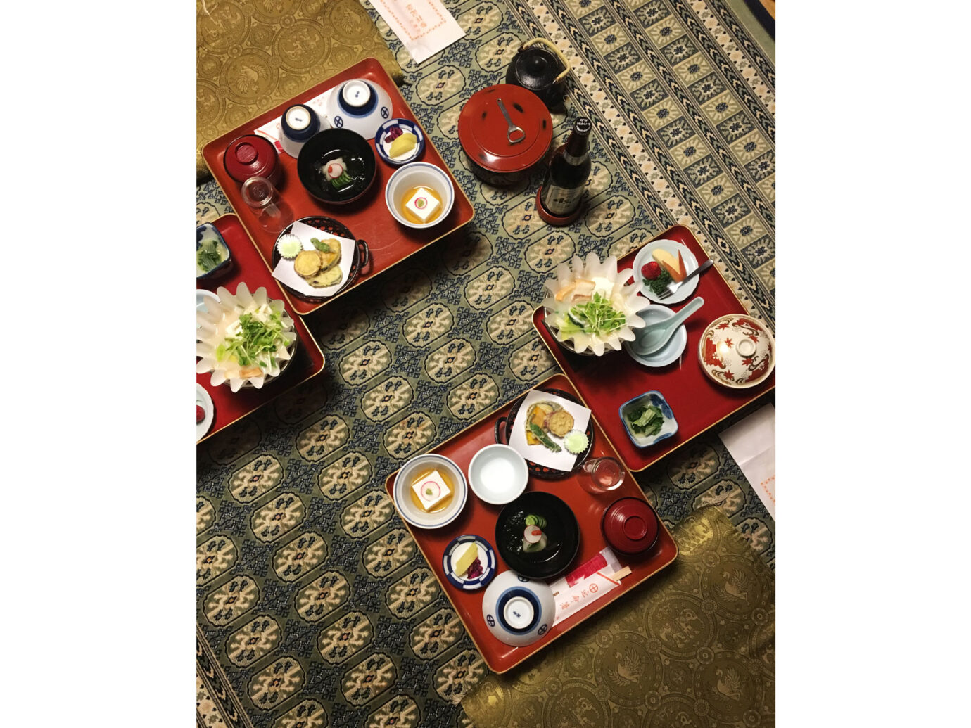 Syojin Ryori (Buddhist vegetarian cuisine)