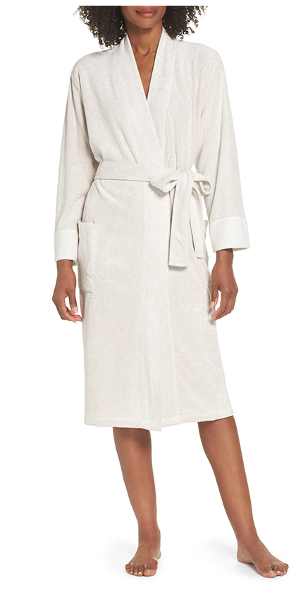 Neutral bath robe