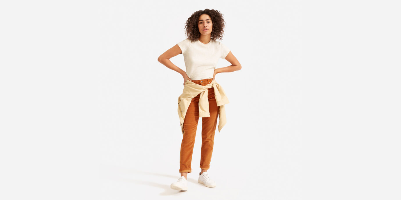 Everlane's New Arrivals Are Here, and They're PERFECT
