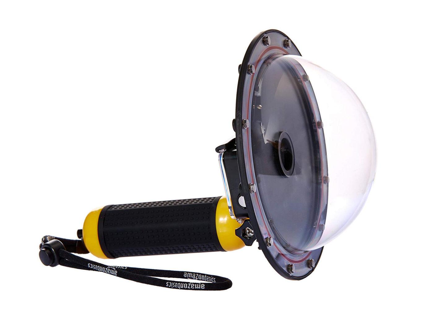 AmazonBasics Underwater Dome Port for GoPro