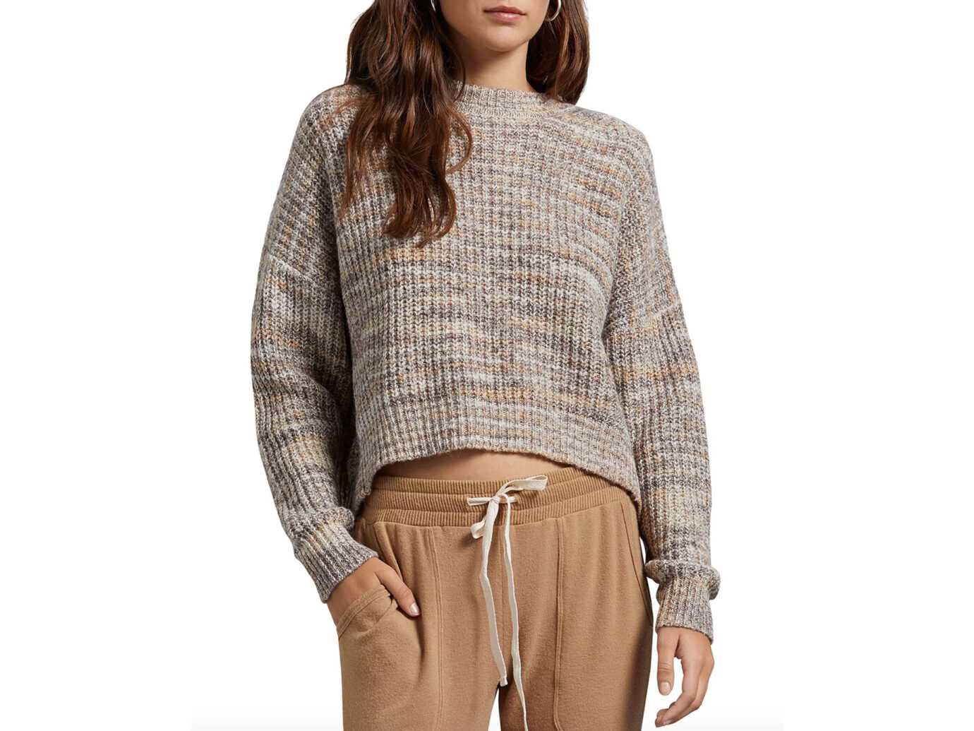 Michael Stars Michelle Boxy Sweater