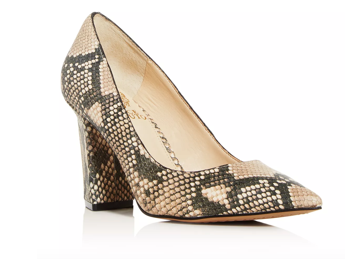 VINCE CAMUTO Candera Pointed Toe Pumps