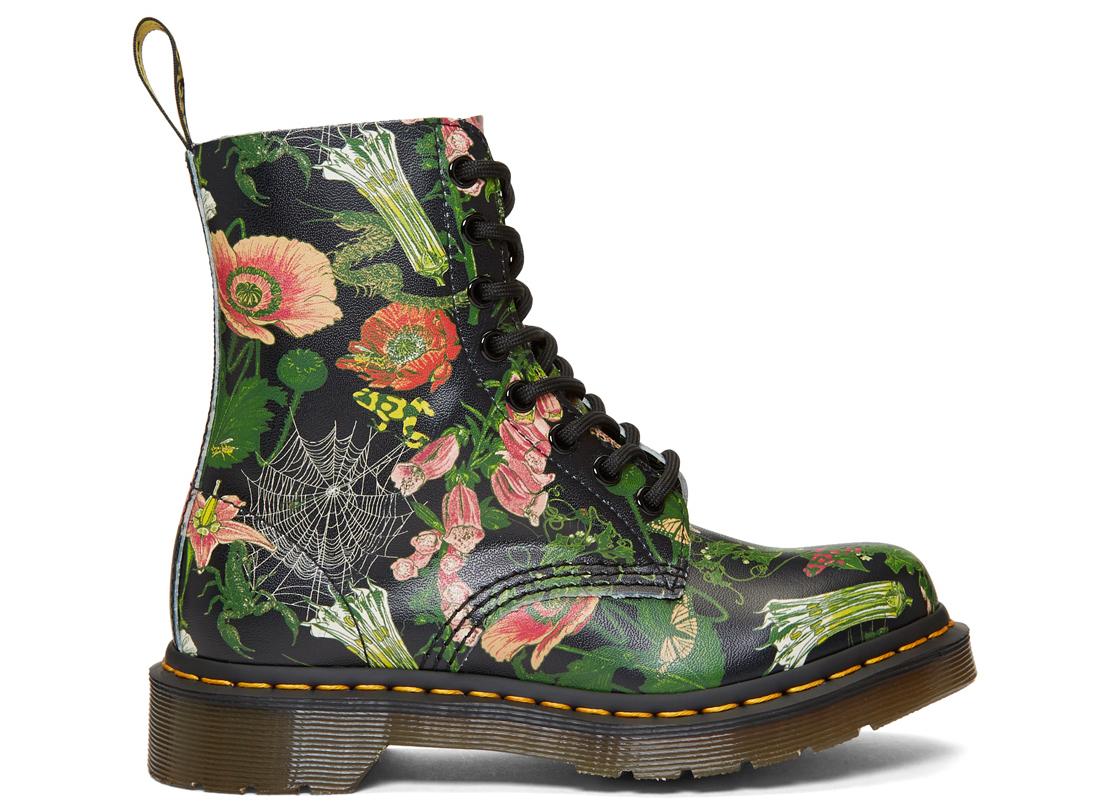 Dr. Martens Multicolor 1460 Wild Botanics Pascal Boot