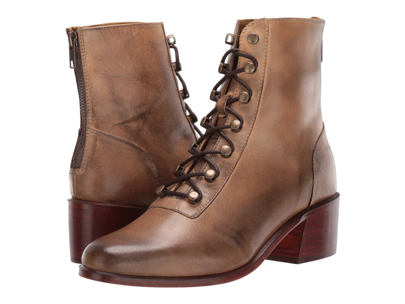 Free People Eberly Lace-Up Boot