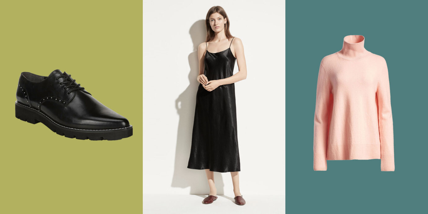 how to wear a slip dress for fall