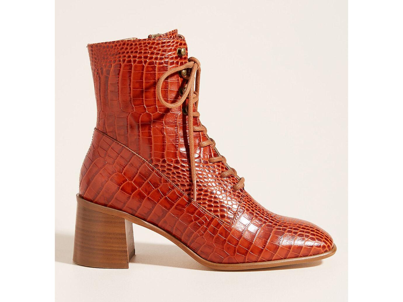 Anthropologie Miista Emmat Ankle Boot