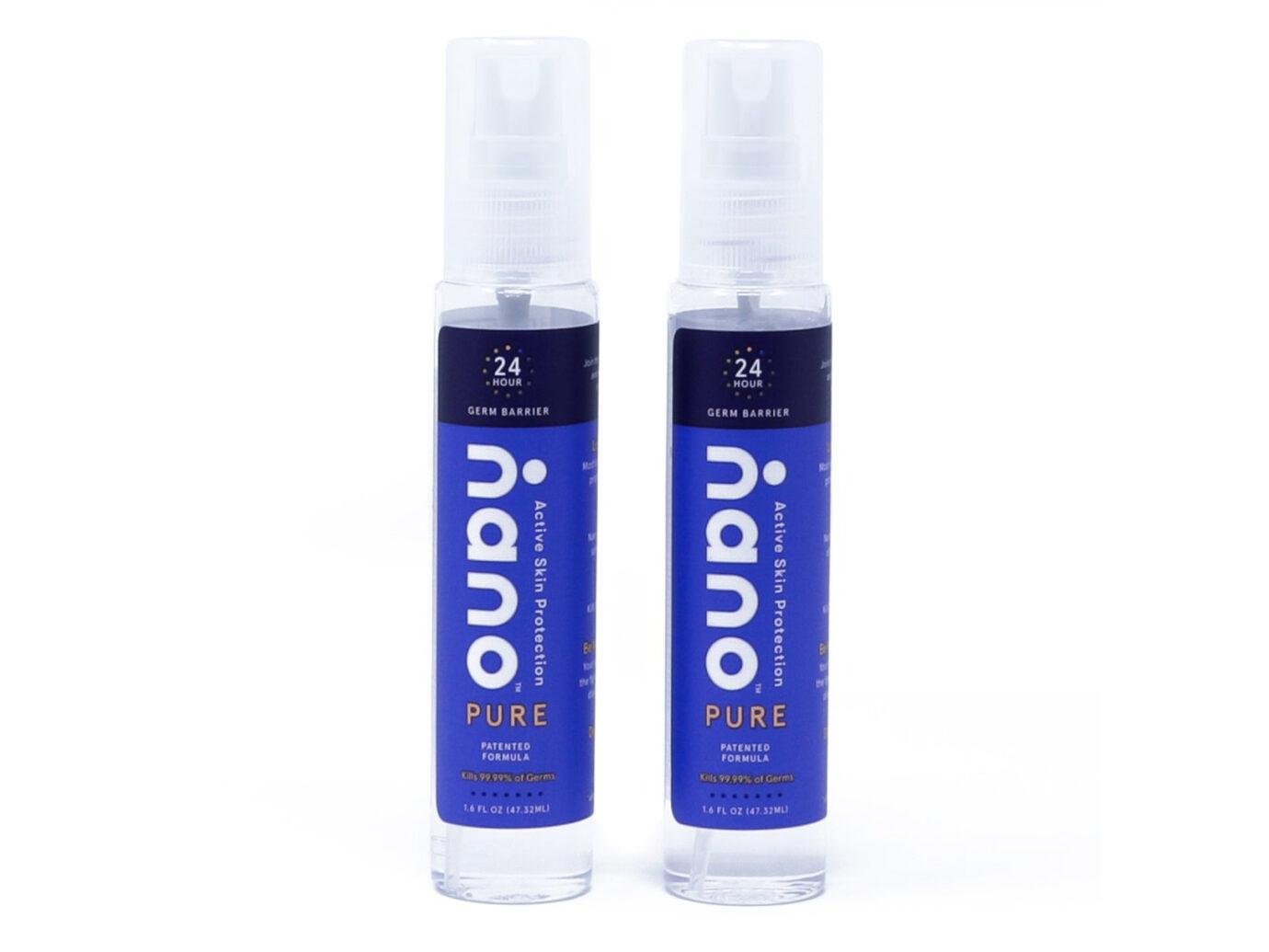 Nano Pure Next Generation Hand Sanitizer