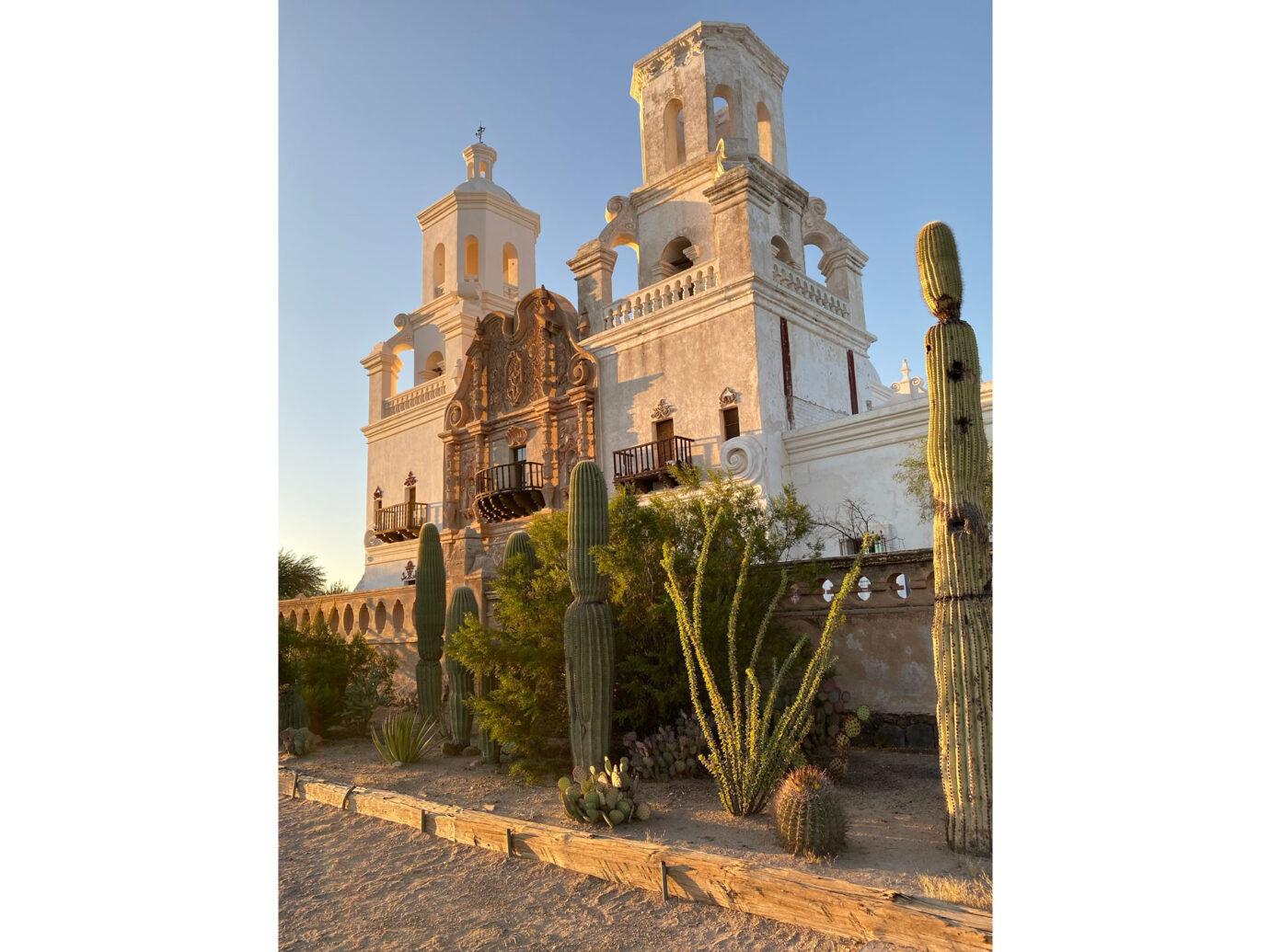Mission San Xavier del Bac, Tucson AZ