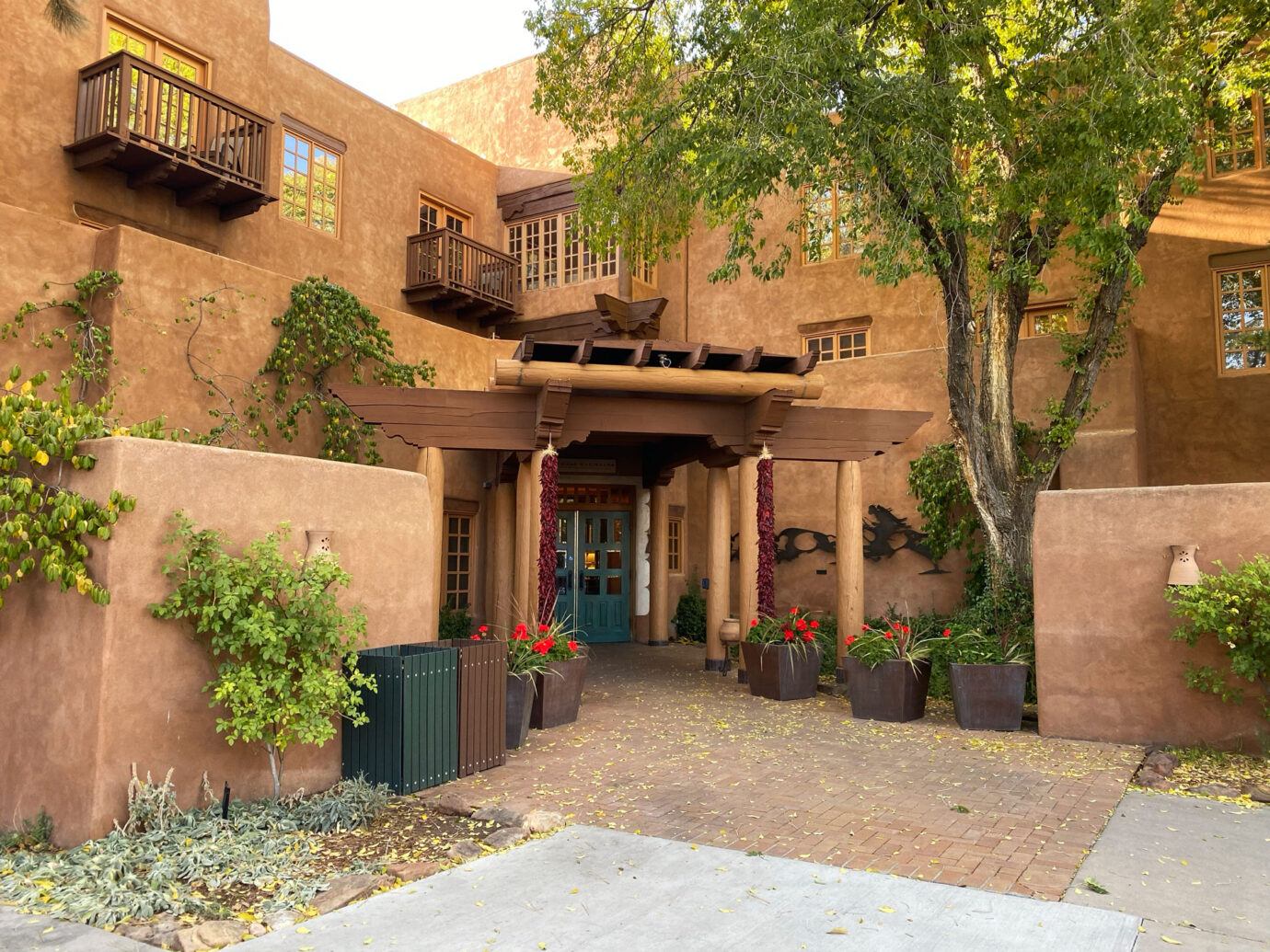 Exterior of Hotel Santa Fe, Hacienda & Spa