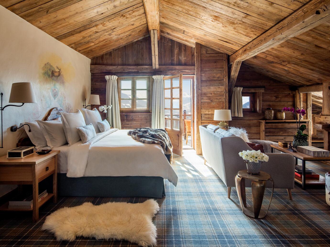 Suite at Les Chalets du Mont d'Arbois