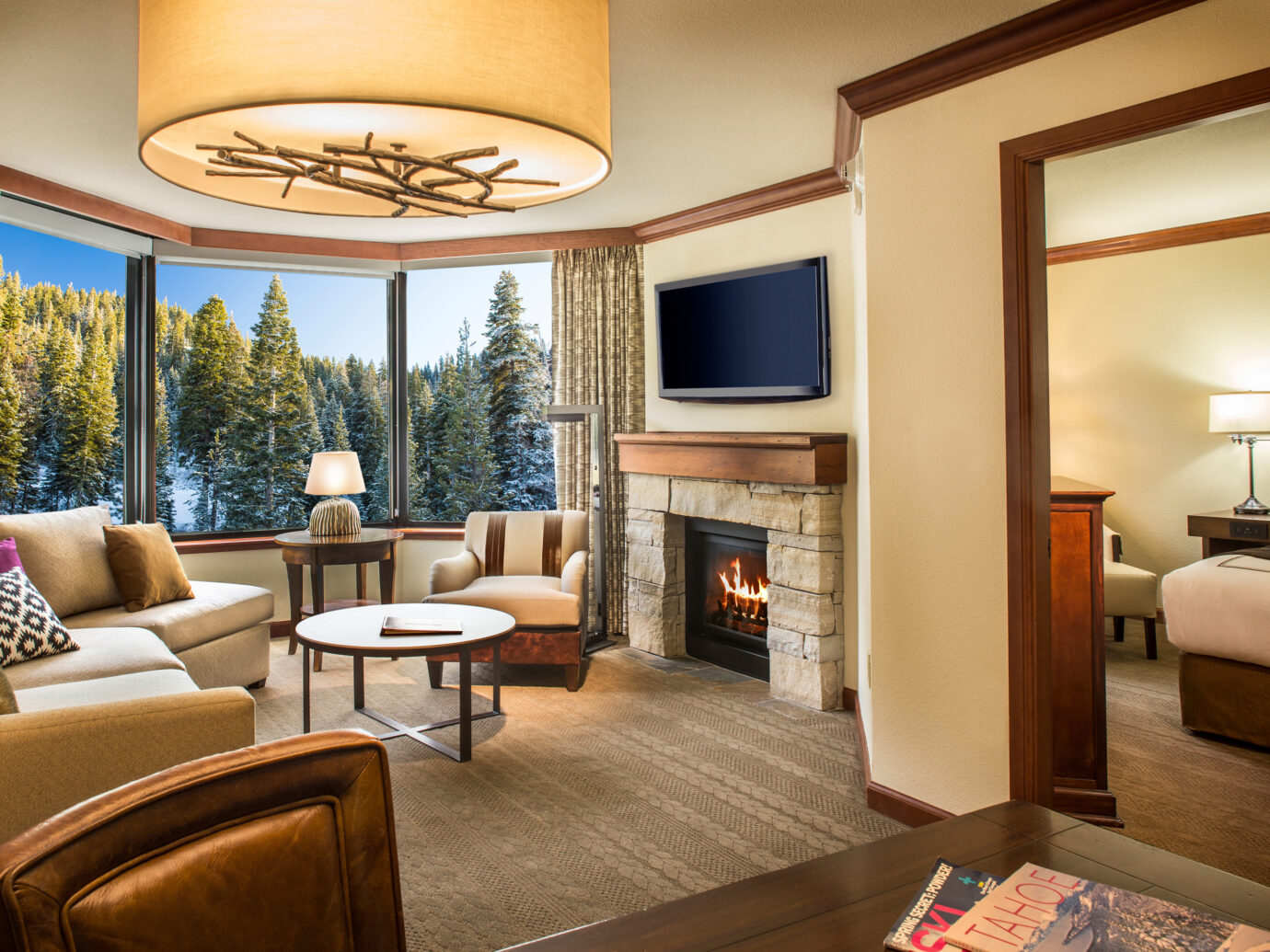 Suite at Resort at Squaw Creek, Olympic Valley, CA
