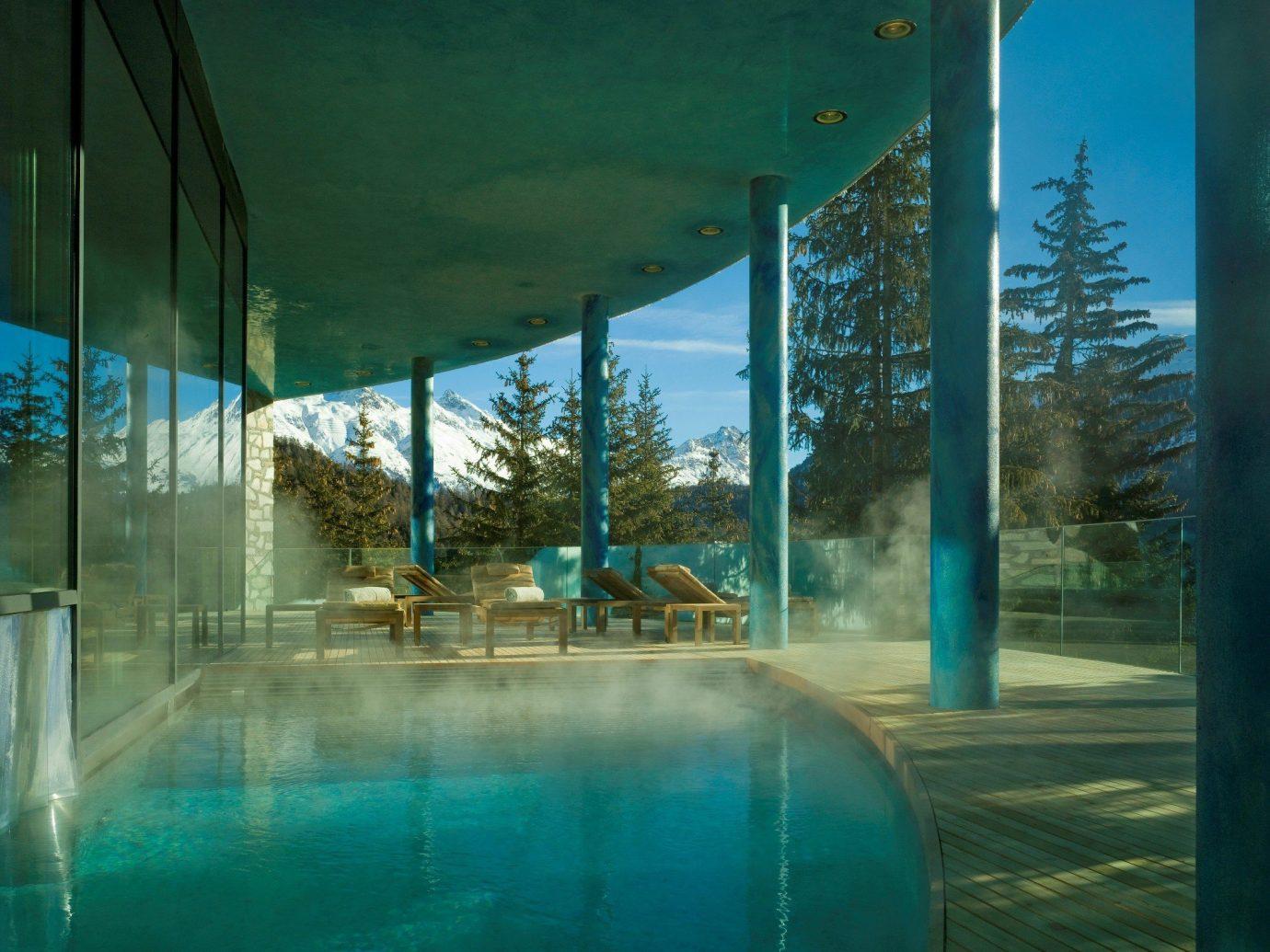 Spa at Carlton Hotel St. Moritz