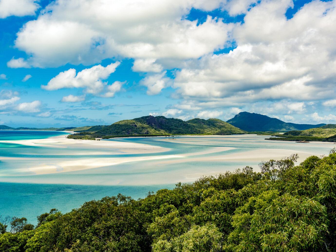 Airlie Beach of the Whitsundays, Australia