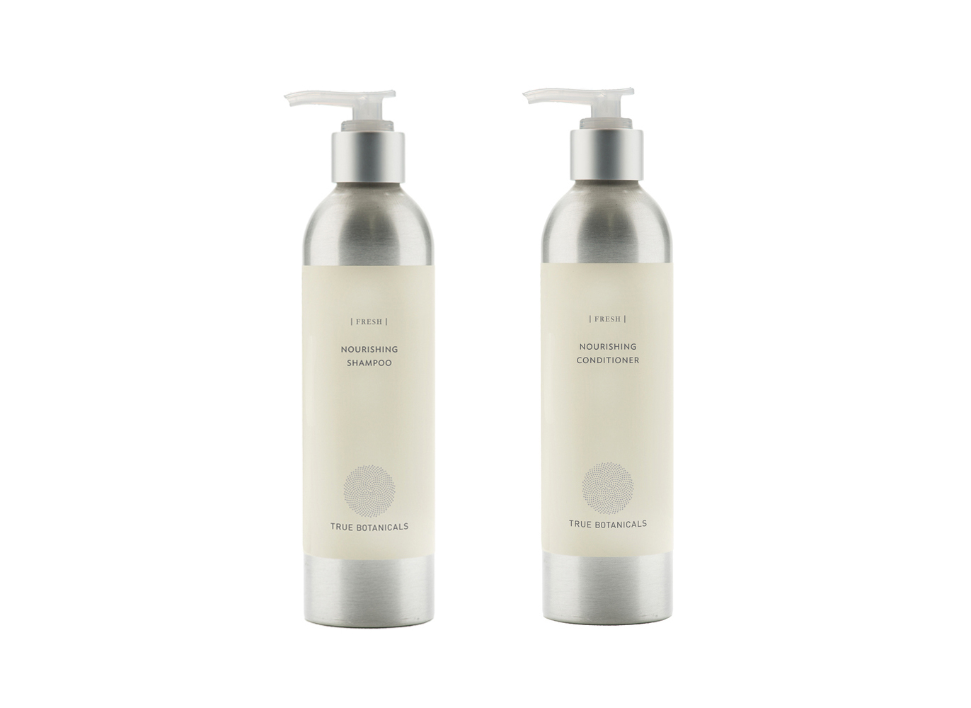 True Botanicals Nourishing Shampoo & Conditioner