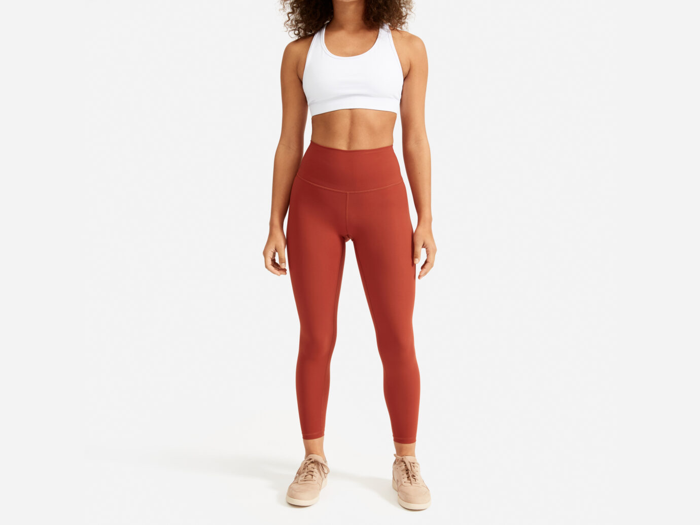 Everlane Legging Terracotta
