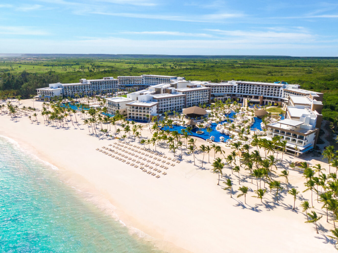 Hyatt Ziva and Zilara Cap Cana Resorts