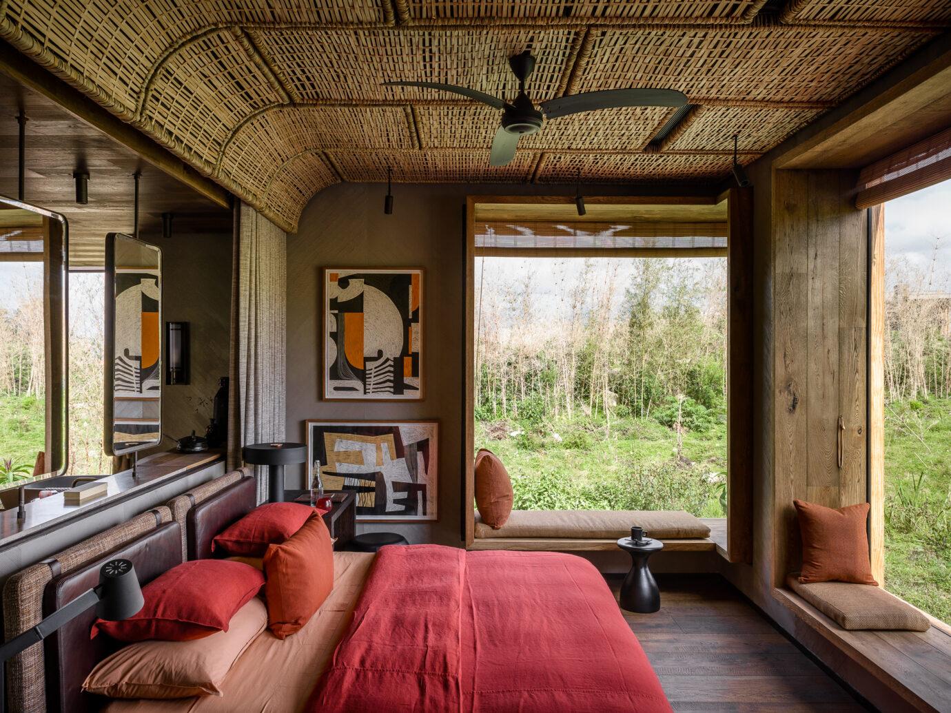Kwitonda Lodge guest room