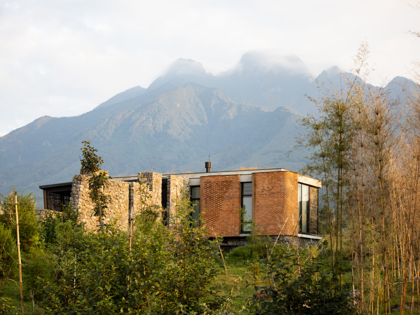 Kwitonda Lodge exterior