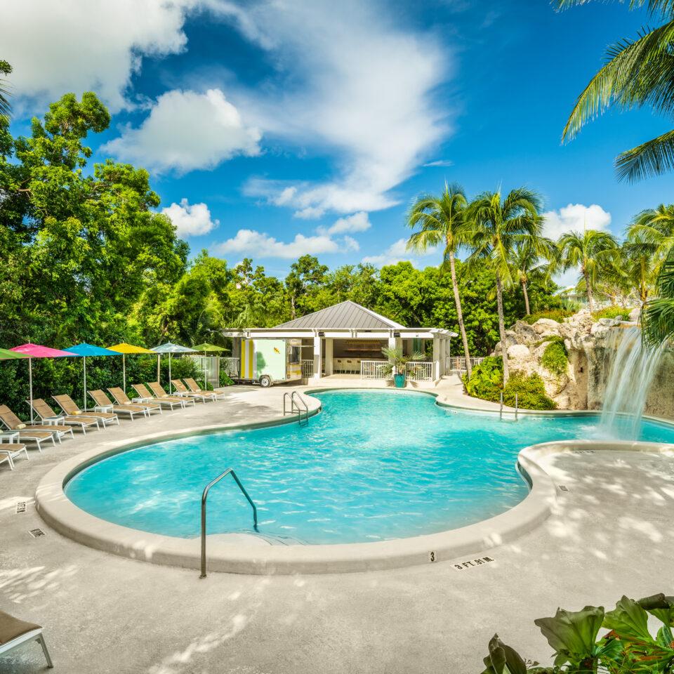 Pool at Baker's Cay Resort