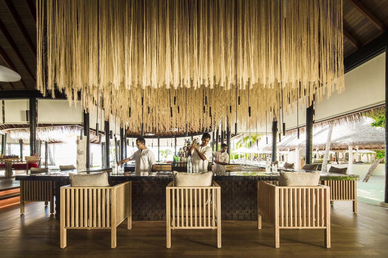 Bar at COMO Maalifushi