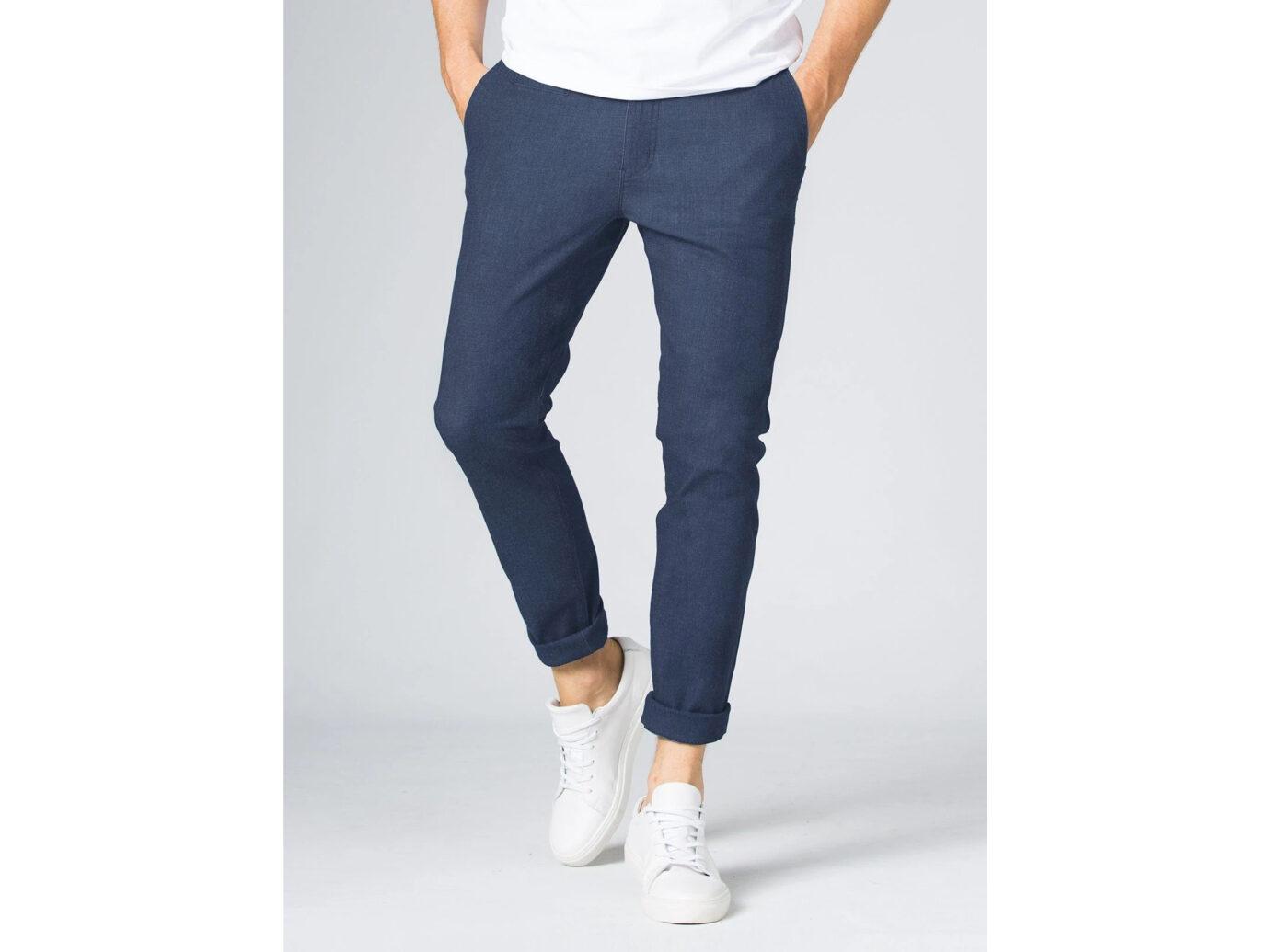DUER Men's Weightless Denim Beachcomber Jeans