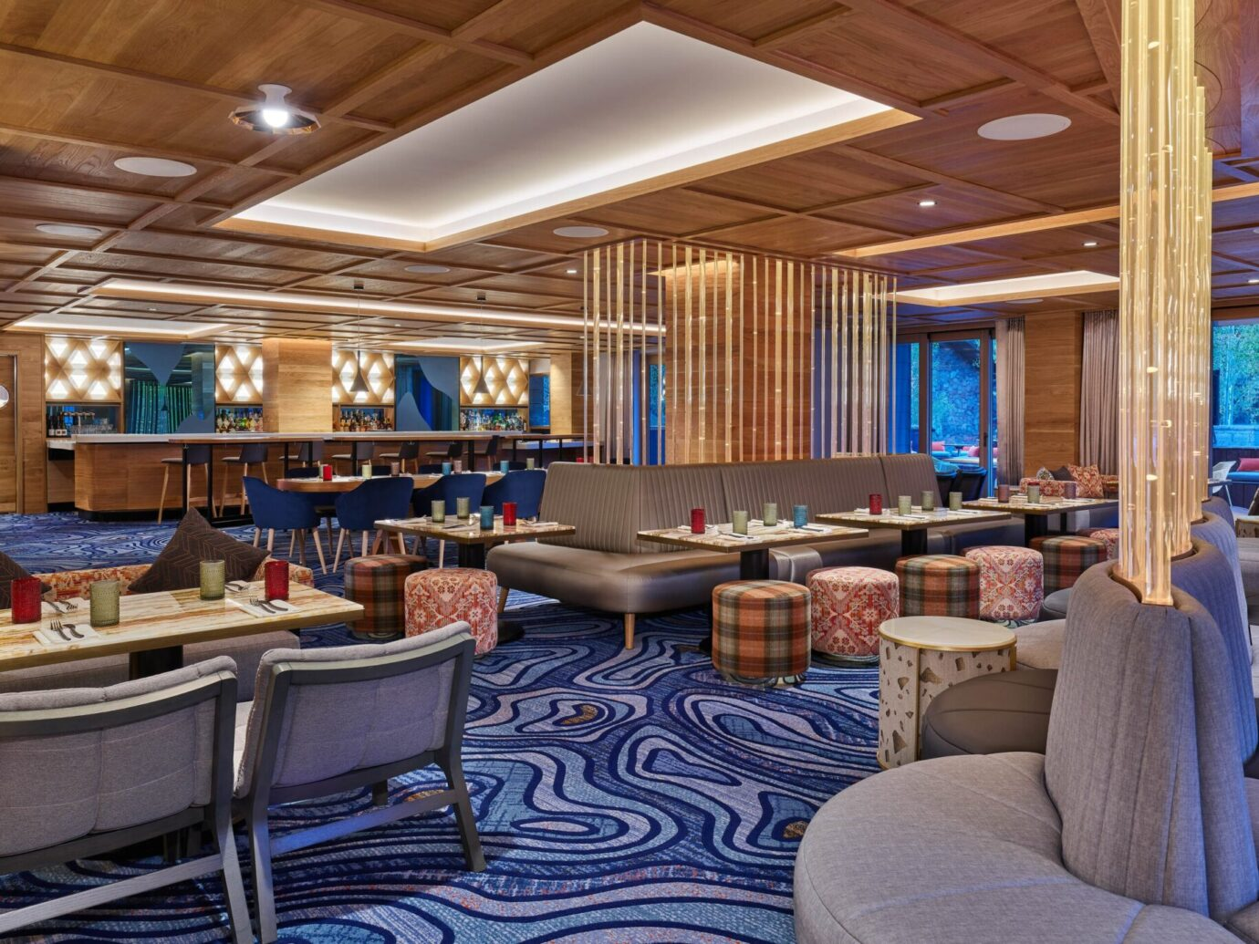 Lounge at W Aspen