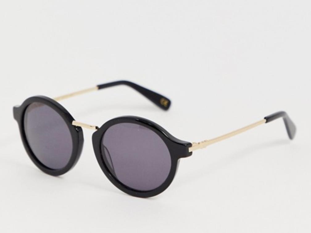 Whistles Round Sunglasses