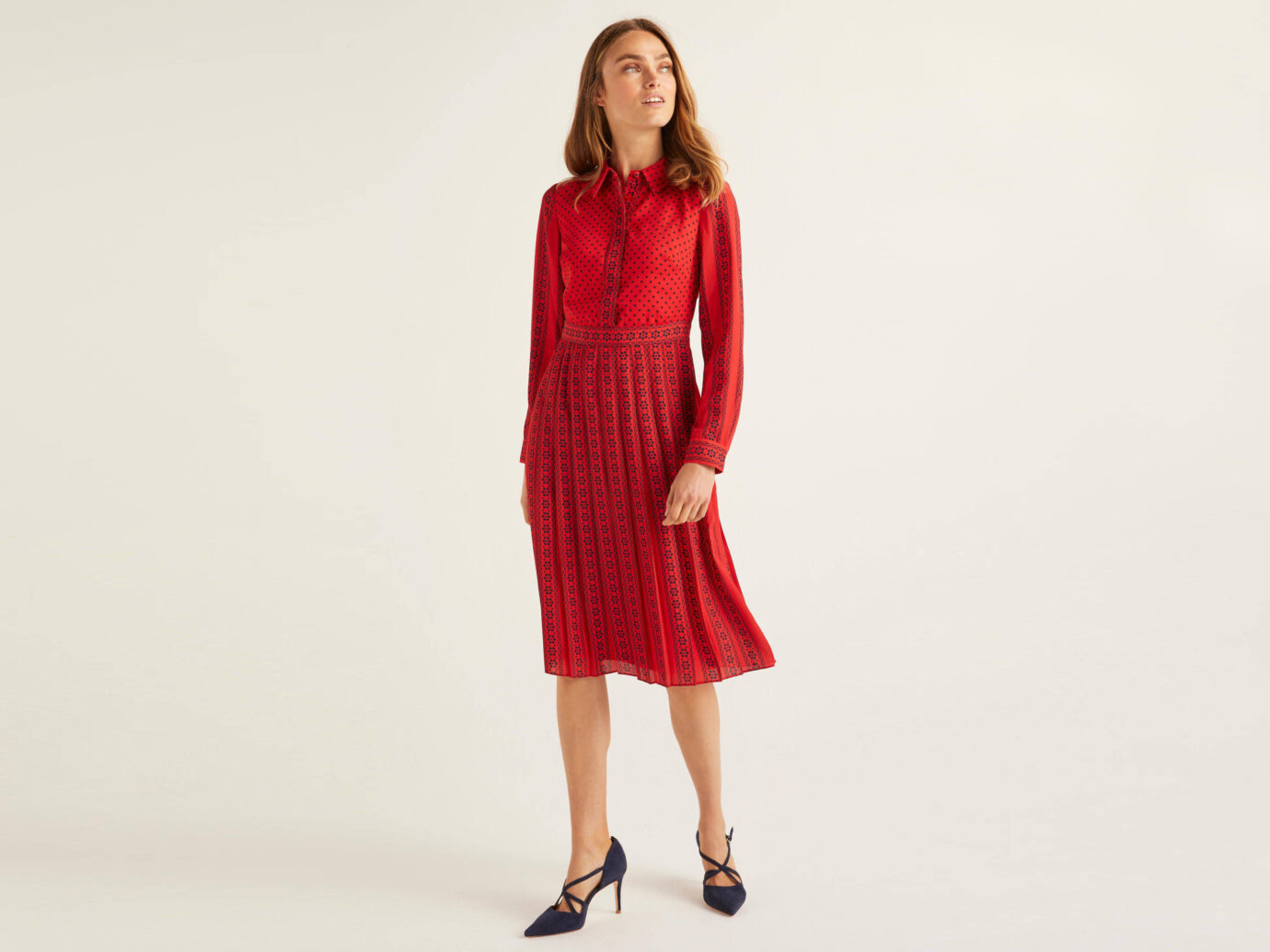 Boden Clemency Shirt Dress