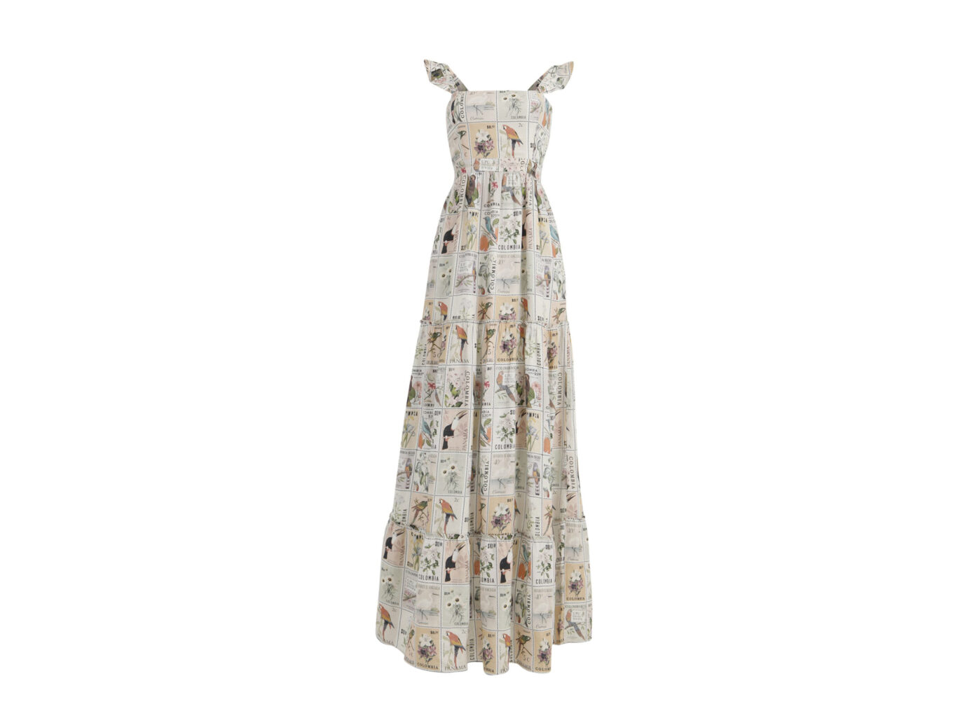 Maisonette x Agua by Agua Bendita Women's Herbarium Dress