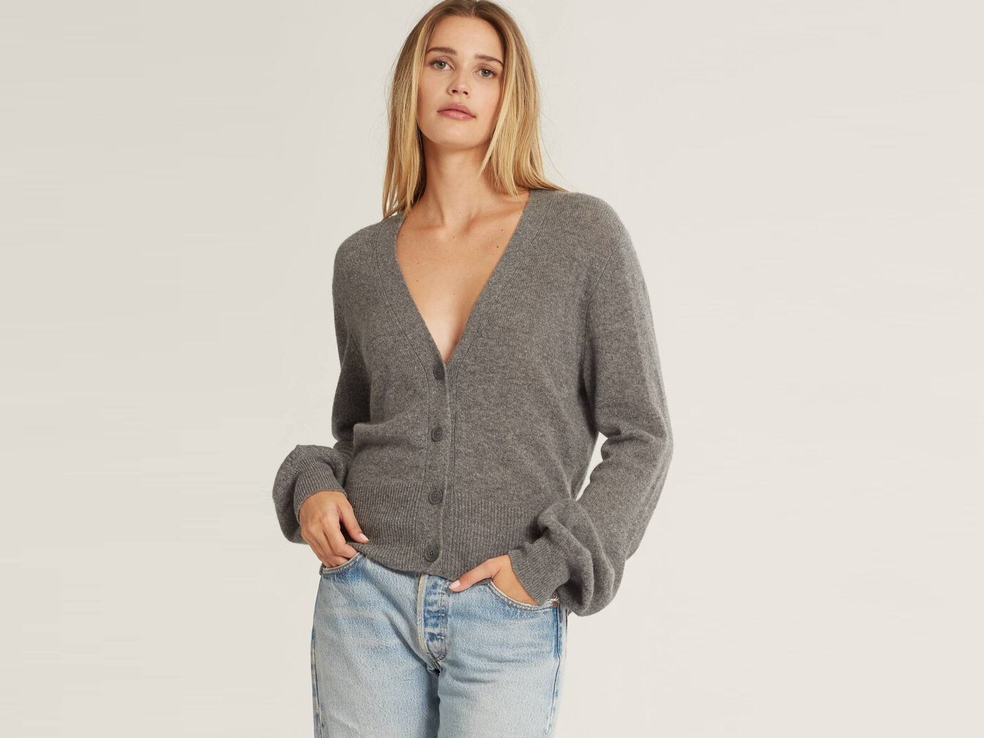 NakedCashmere Salma Cardigan