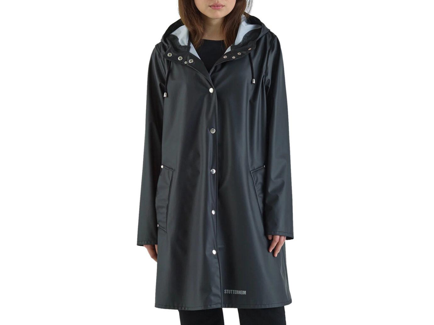 Stutterheim Mosebacke Lightweight Raincoat