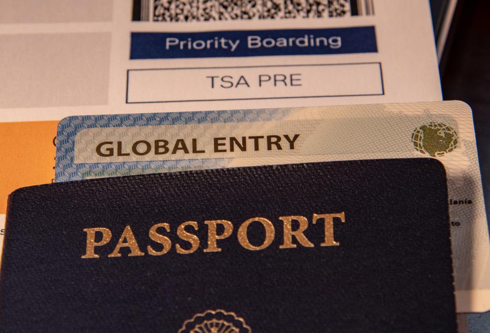 TSA PreCheck Global Entry Credit Cards