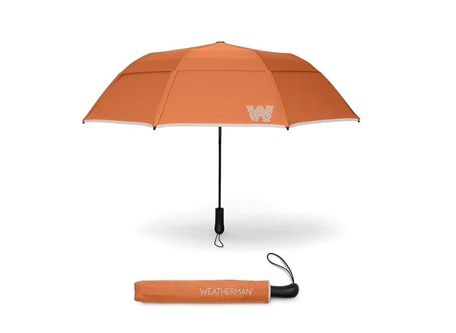 Weatherman umbrella