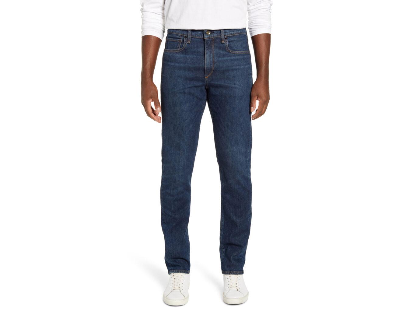 Rag & Bone Slim Fit Stretch Denim Jeans