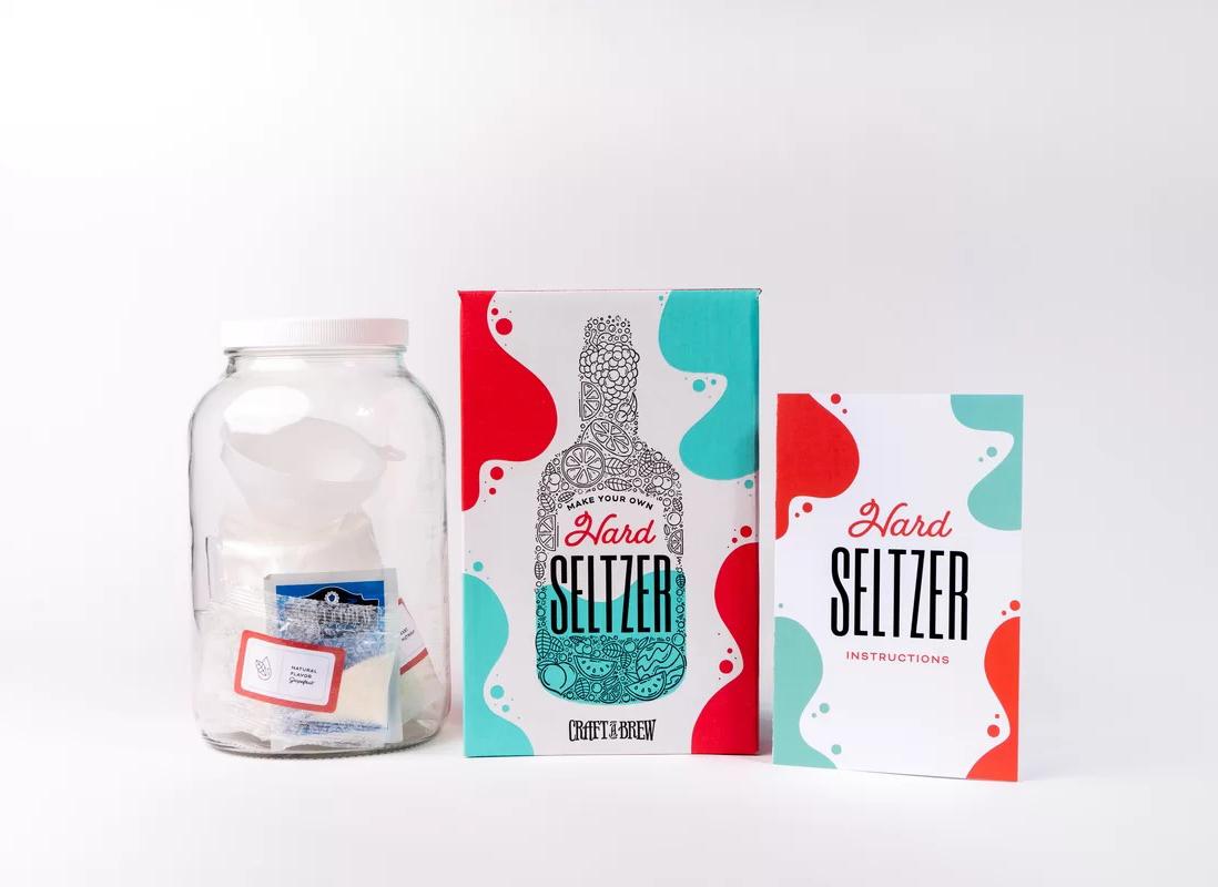 Craft A Brew Hard Seltzer Kit