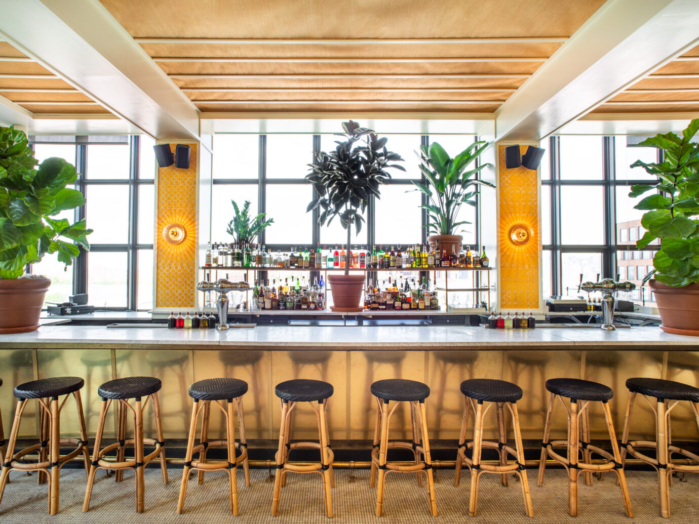 Lemon's Bar at the Wythe Hotel