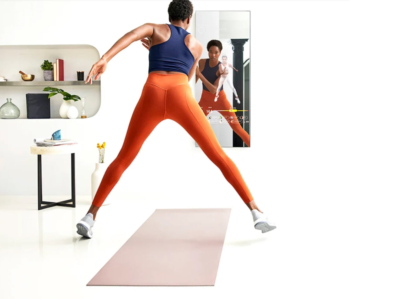 The Mirror Home Gym