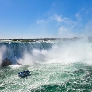 Niagara Falls - Canada side